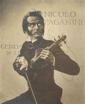 Nicoli Paganini Musician Muscle Memory