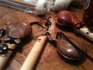 Castanets music learning adults over 50