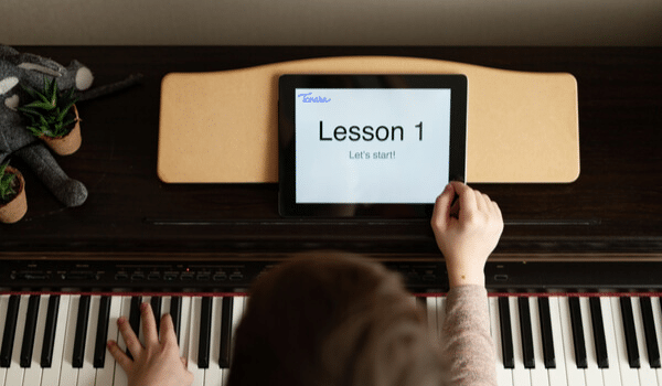Best online piano lesson solution