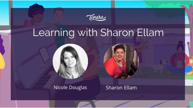 sharon ellam, brilliant beginners