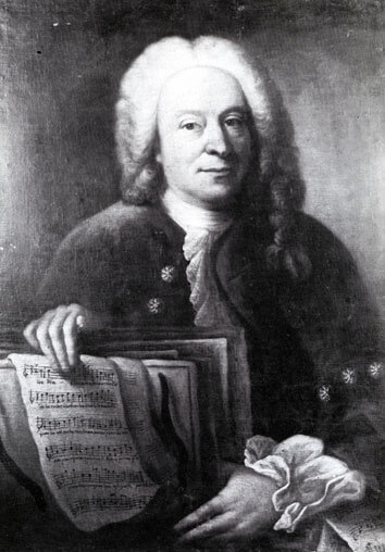 Bach's uncle