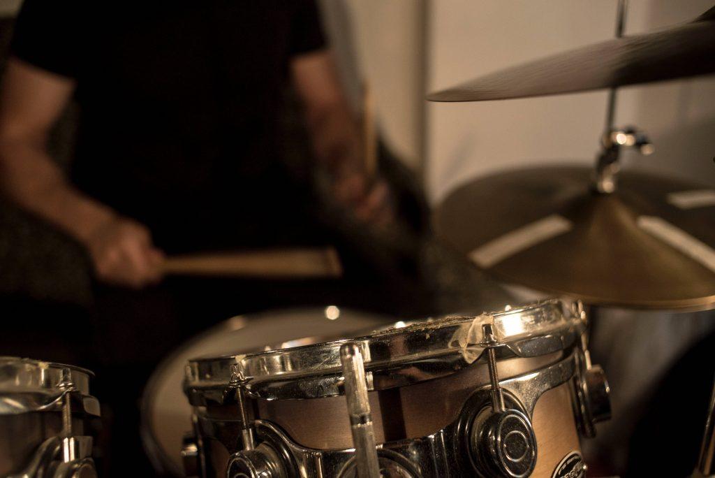 beginner drummer set