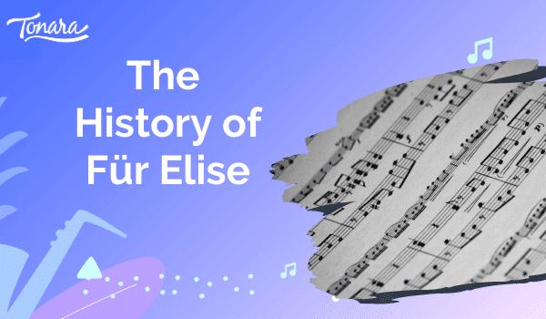 history of fur elise