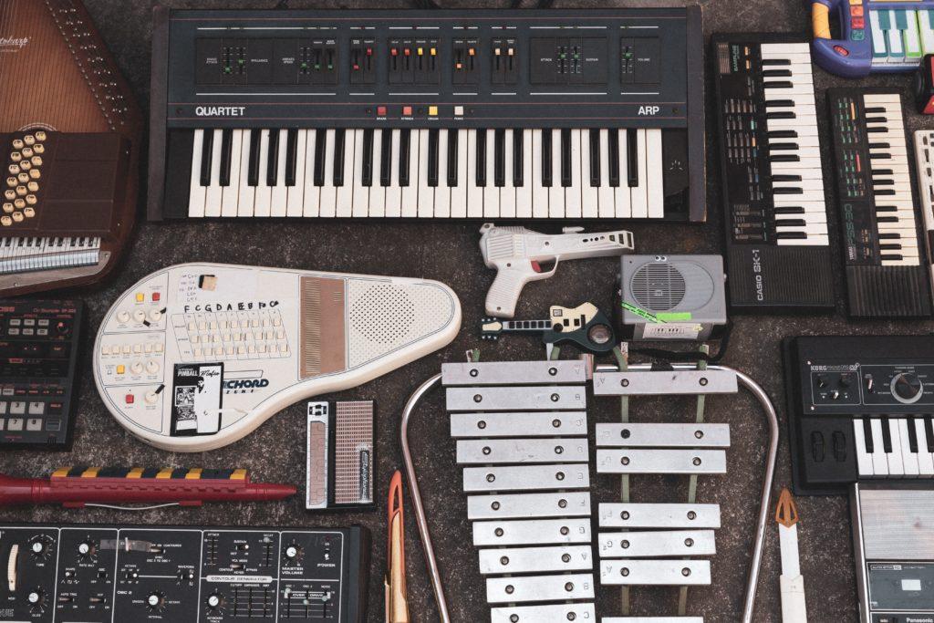 piano, keyboard instruments