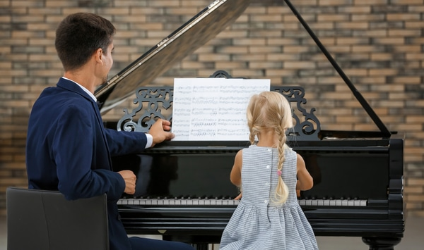 first music lesson tips