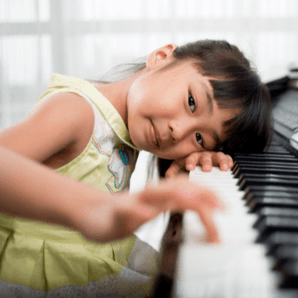 benefits of learning piano at young age