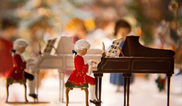 facts about Mozart