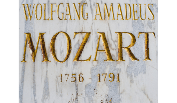 Mozart years of life