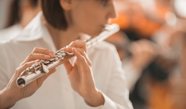 easy flute songs